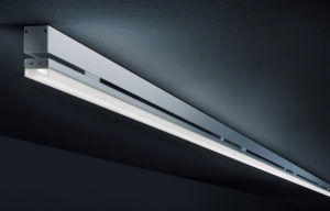 24 mm breed Aluminium Led armatuur Plafond of hanglamp Stripe lichtlijn in tunable white