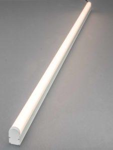 Non-Stop led profiel met opaal afscherming voor doelmatige algemene verlichting, doorlopende lichtlijn, maatwerk